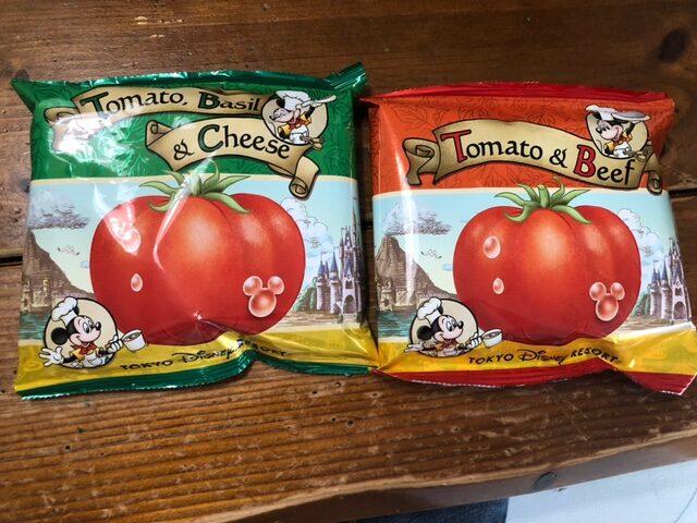東京ディズニーリゾートトマト缶チュロス